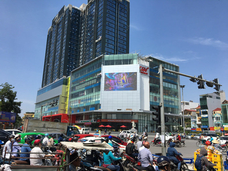 Stage Light P5 LED Display Screen Full Color LED Modules 960x960mm