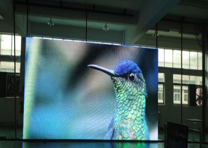 Brightness 1800cd/sqm Indoor Full Color LED Display Smd 64*32 Rgb Led Matrix 16s P5 Ip27