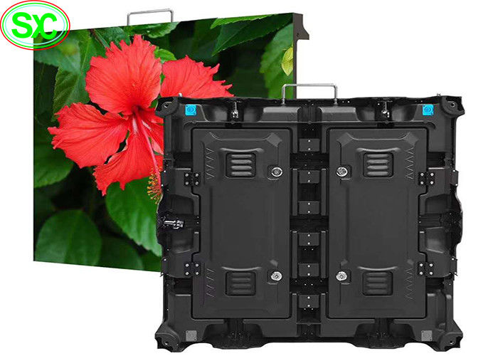 P5 Outdoor rental led display screens for concert stage big background