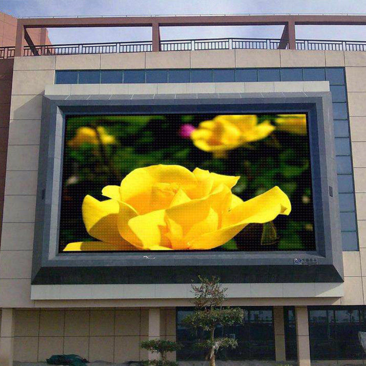 HD Video Patch Indoor Full Color LED Display Conference LED Advertising Signs