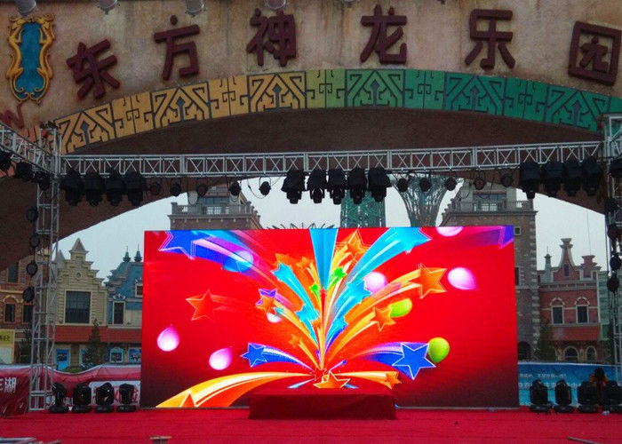 3.91 SMD HD Screen Full Color Indoor Led Video Panel Led Display
