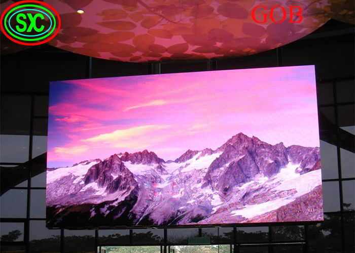 Full Color 3840HZ P1.56 Fixed LED Video Panel HD