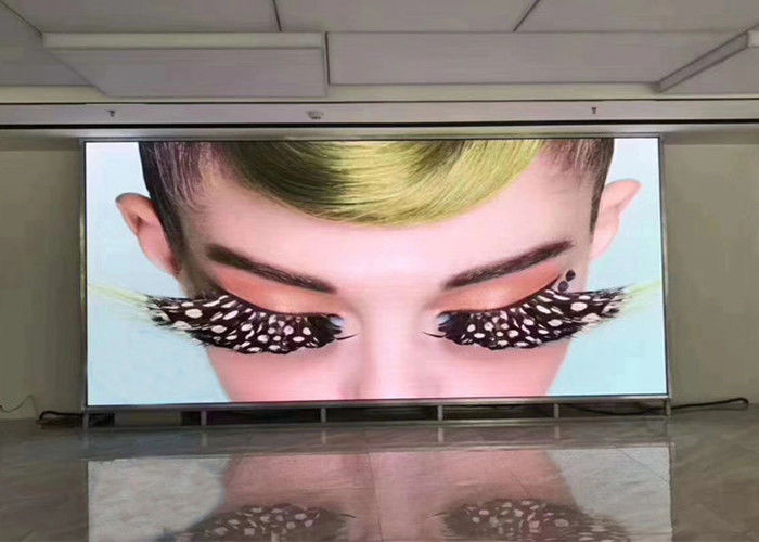 P3 GOB Anti-collision Full Color indoor Rental LED Video Wall Screen for advertising