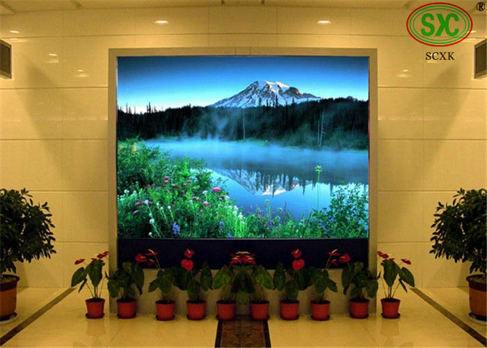 P6  SMD 3 in 1 Indoor Full Color  LED Display