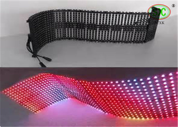 SMD5050 Outdoor  P37.5 RGB 3 in 1 High resolution LED display Curtain