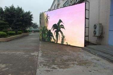 China p10 full color led display screen video led display screen  led display led digital display factory