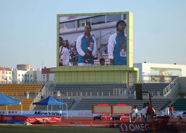 P10 Outdoor Full Color Led Display For Stadium Sport Live Show High Brightness