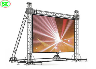 Double Side P5 Full Color Hanging LED Display / LED TV Video Screen Waterproof