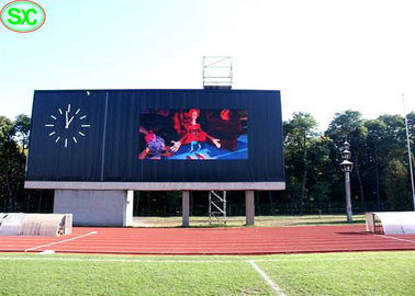 Bright Seamless Stadium LED Display with 5 Years Warranty , Playground LED Board