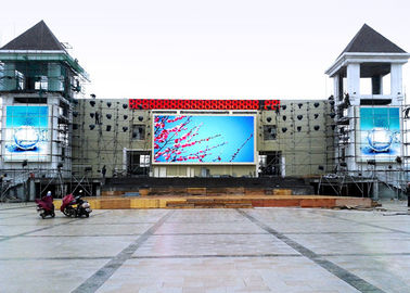 Full color P4.81 SMD  LED Display Sign moving board rental screen light weight seamless 3 year warranty