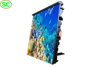 P10 Waterproof Full Color Stadium perimeter LED Display Led Advertising Board