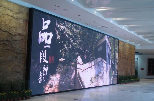 P6 SMD3528 Indoor Led Display Screen Full Color With 2300 Cd/Sqm , 3 Years Warranty