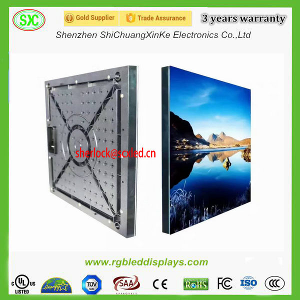P3.91 stage led screens 500 x500mm cabinet , Indoor LED Video Wall Noiseless