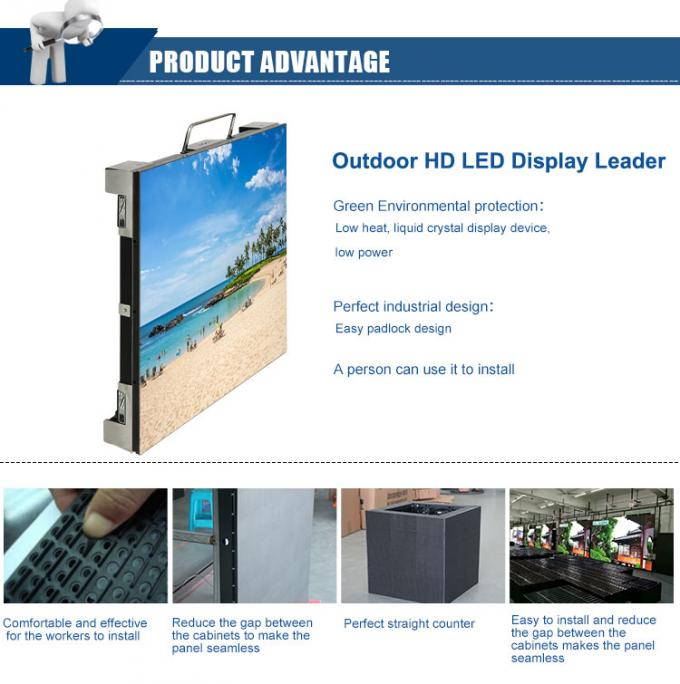 chinese videos hd full color p4 outdoor rental flexible led display screen video