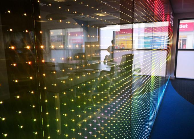 SMD 1921 Transparent Indoor Window G3.91-7.8125 G Energy Power Supply 1
