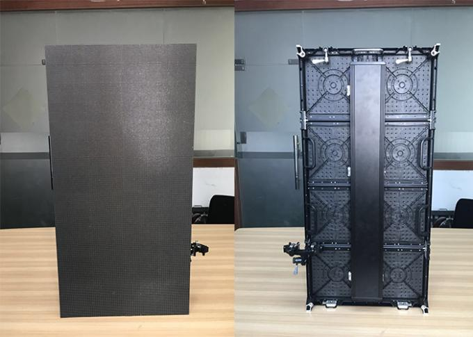 Full Color Indoor Led Display Board P3.91 Rental Stage Background SMD 3 In1
