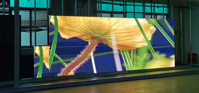 Multi Function Rental Led Display Screen P4.81 For Various Stages / Conference Sites