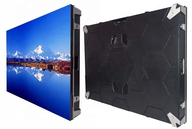 P1.875 P2 P2.5 GOB 3840HZ Indoor Full Color LED Display For Advertising 0