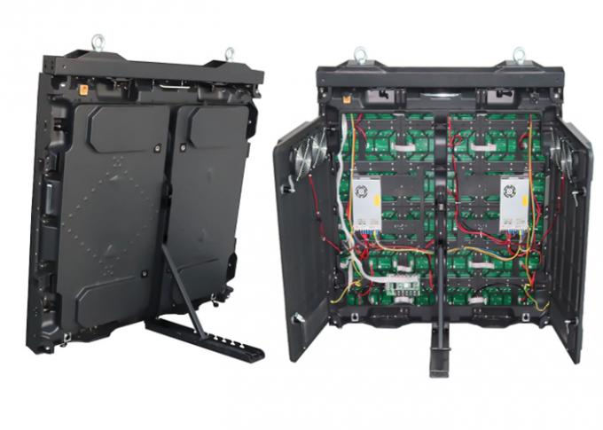 Perimeter IP54 6500cd/sqm P10 Stadium Led Display 960x960mm 0